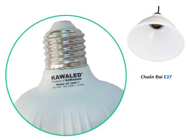 Bán Đèn LED Bulb Kawa T80-20W-T/V 2