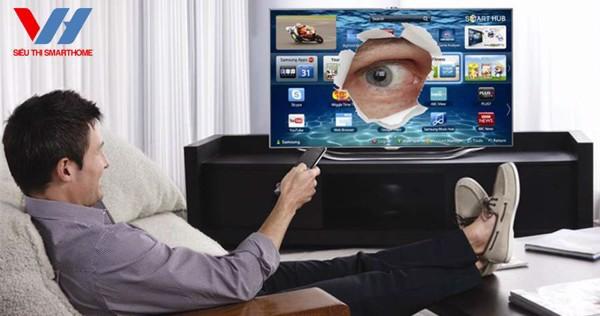 TV thông minh có thể bị hack