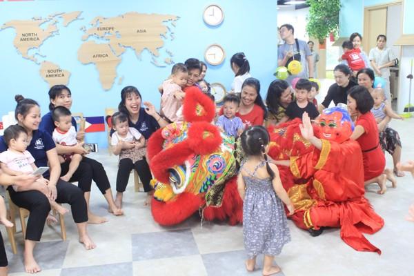 Trường mầm non quốc tế song ngữ papakidz