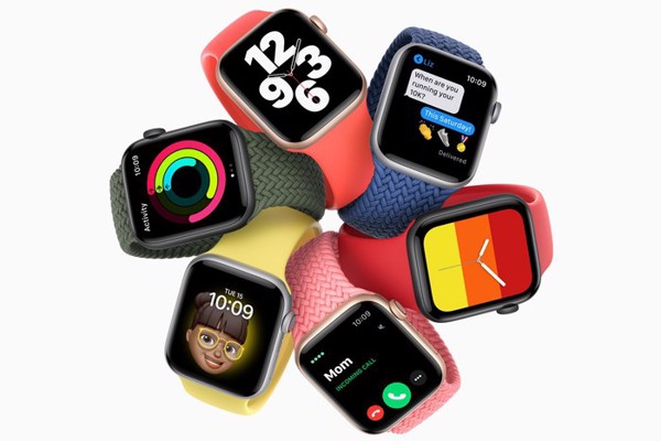 các loại apple watch s6