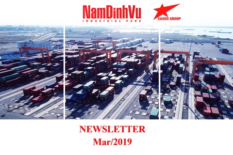 NEWSLETTER MARCH, 2019