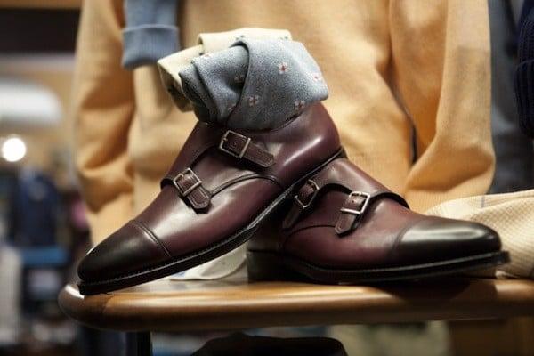 bảo quản giày da nam công sở 1