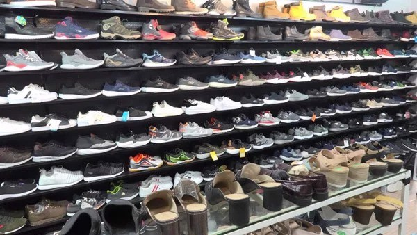 Shop giày thể thao nam Hà Nội