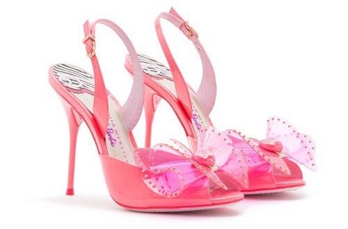 giày cao gót trẻ em 1
