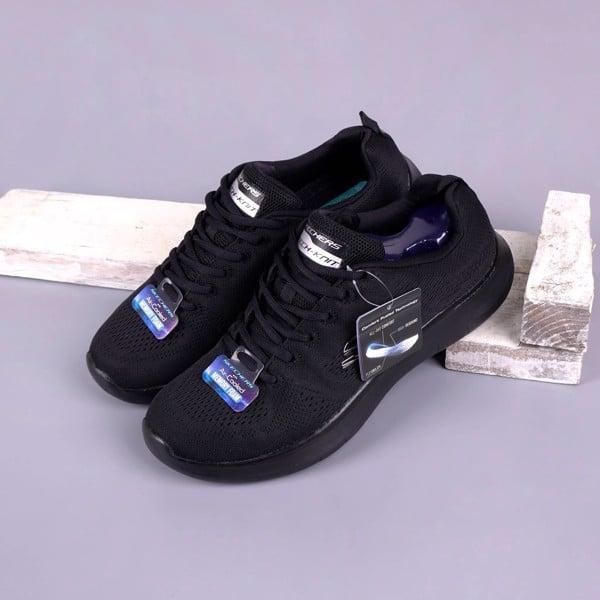 Giày Sneaker nam big size màu đen đẹp thời trang