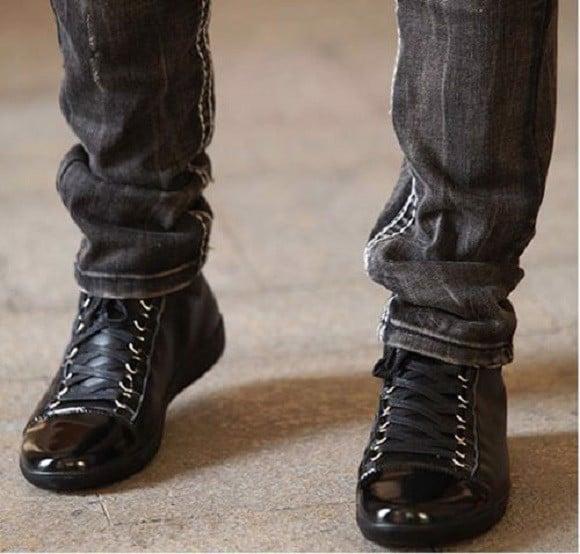 giày da nam tăng chiều cao 4