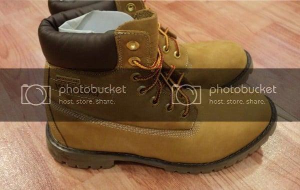 Giày Boots VNXK ORIGINAL