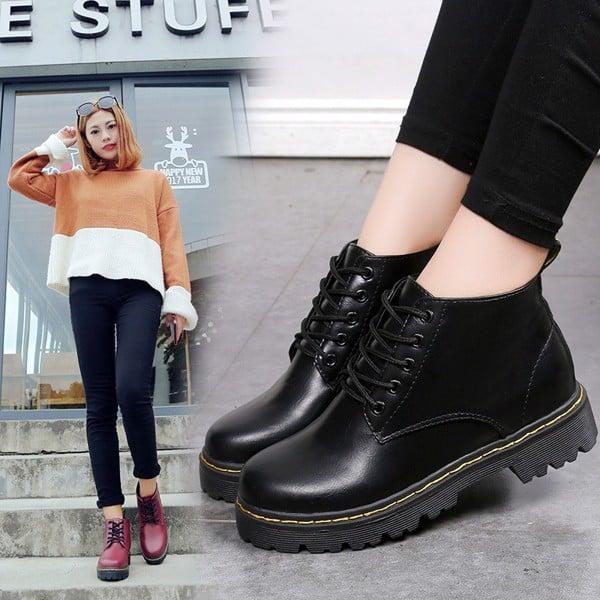 những mẫu giày boot nữ đẹp nhất