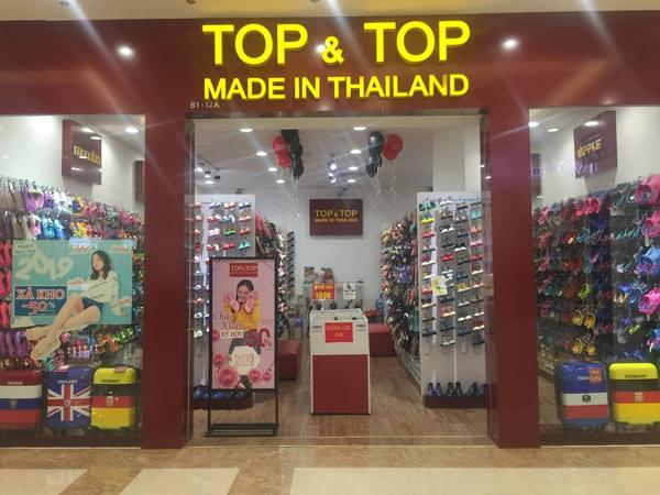 Shop giày ngoại cỡ Top Top