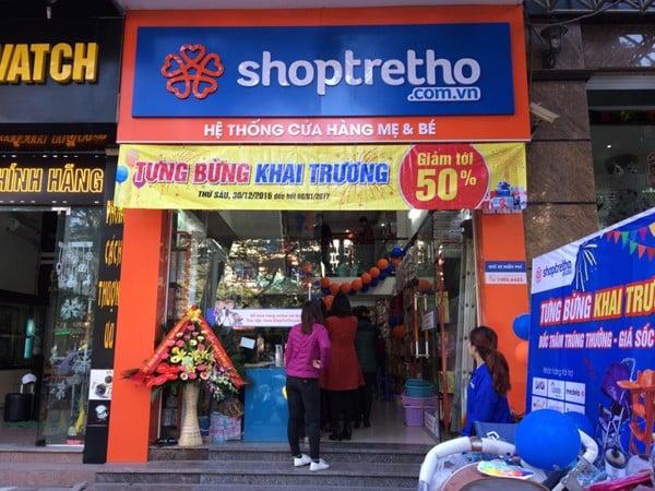 Shop giày trẻ thơ