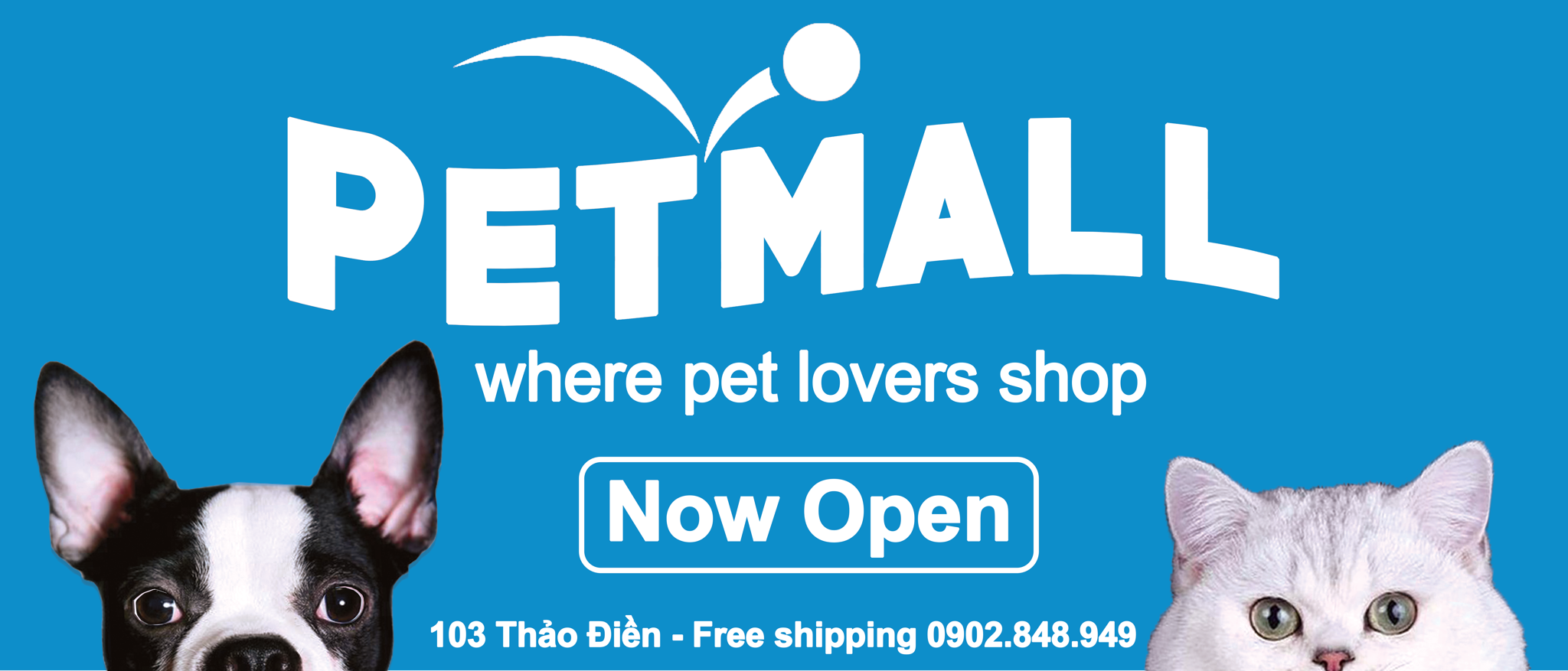 PETMALL.vn - Petmart Thảo Điền - Pet food, Product, Supplies at Low Prices - Free Shipping PETMALL THẢO ĐIỀN