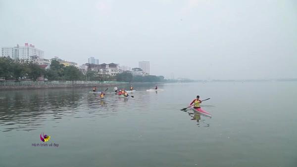 Hành trình vẻ đẹp - Tình Yêu Với Chiếc Thuyền Kayak