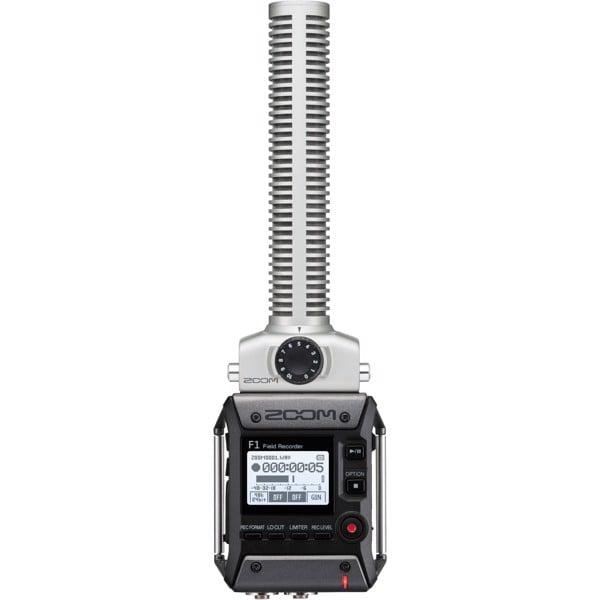 Microphone shotgun siêu định hướng, lọc gió và nhiễu siêu tốt - rim.vn