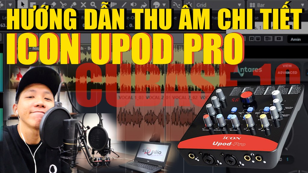 huong-dan-thu-am-chi-tiet-sound-card-icon-upod-pro-voi-project-cubase-10-auto-tune-cuc-de