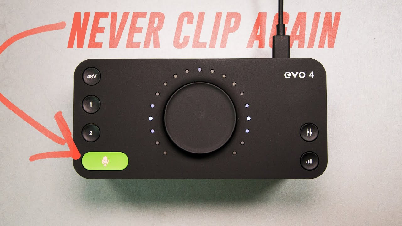 Audient Evo 4 Audio Interface Review