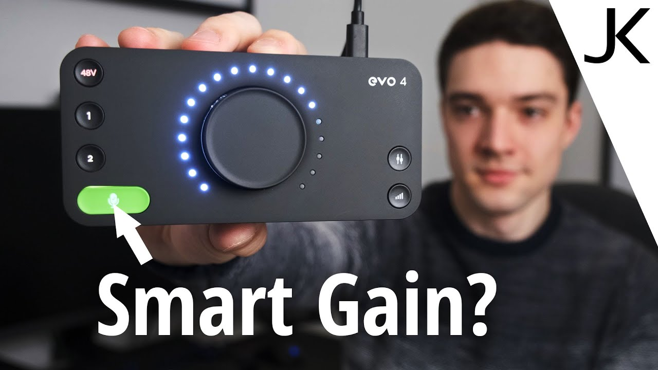 Audient EVO 4 USB Audio Interface - Review and Measurements