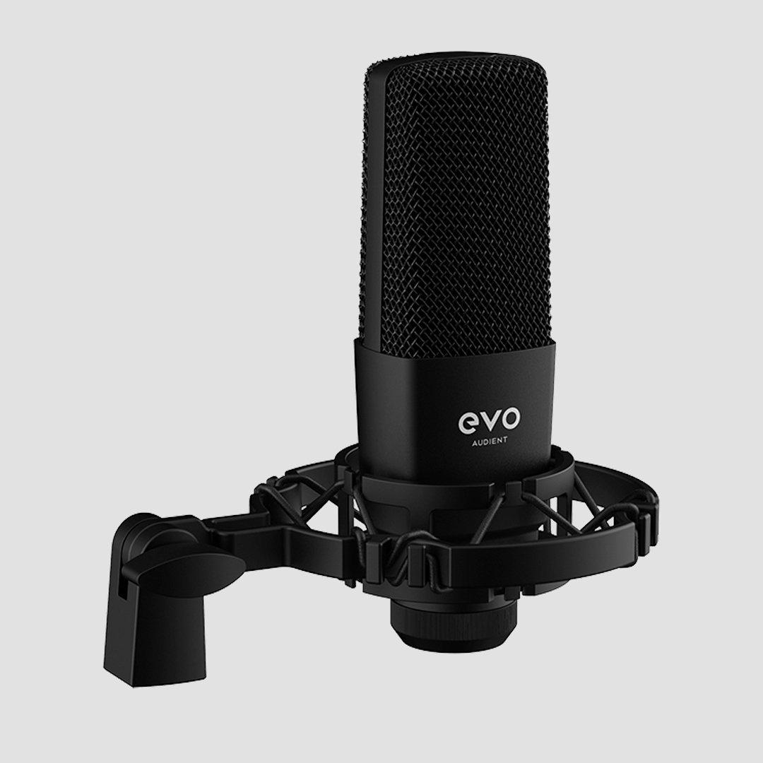 Bộ thu âm tại nhà Audient EVO SRD - Combo thu âm nhà sản xuất