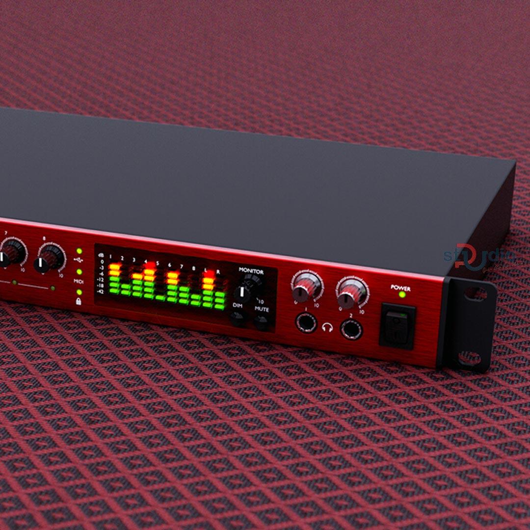 Sound card Focusrite Clarett 8Pre USB Audio Interface