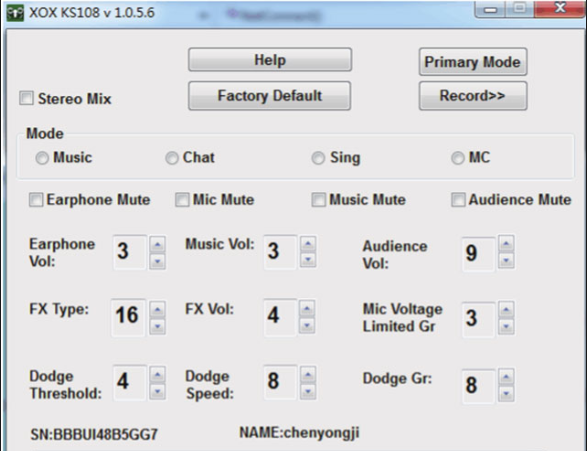 Hướng dẫn tải và cài đặt driver cho sound card xox K10/ Ks108