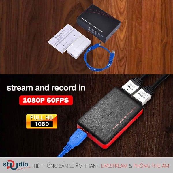 thiết bị livestream game điện thoại lên máy tính