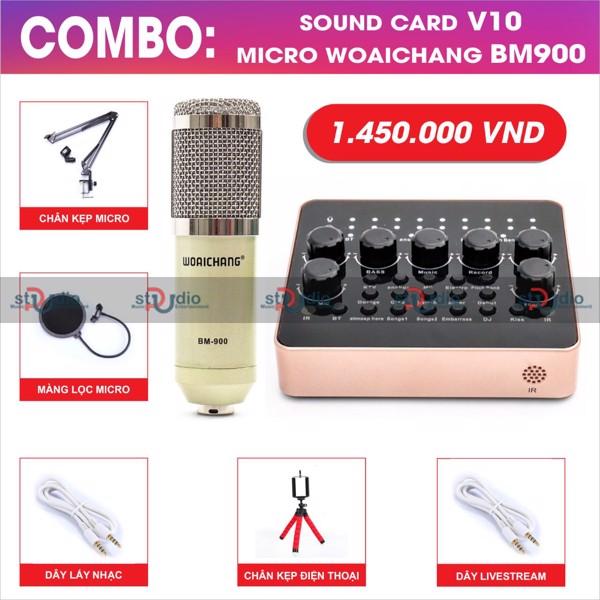 bo-thu-am-sound-v10-bluetooth-mic-thu-am-ami-bm900-livestream-karaoke