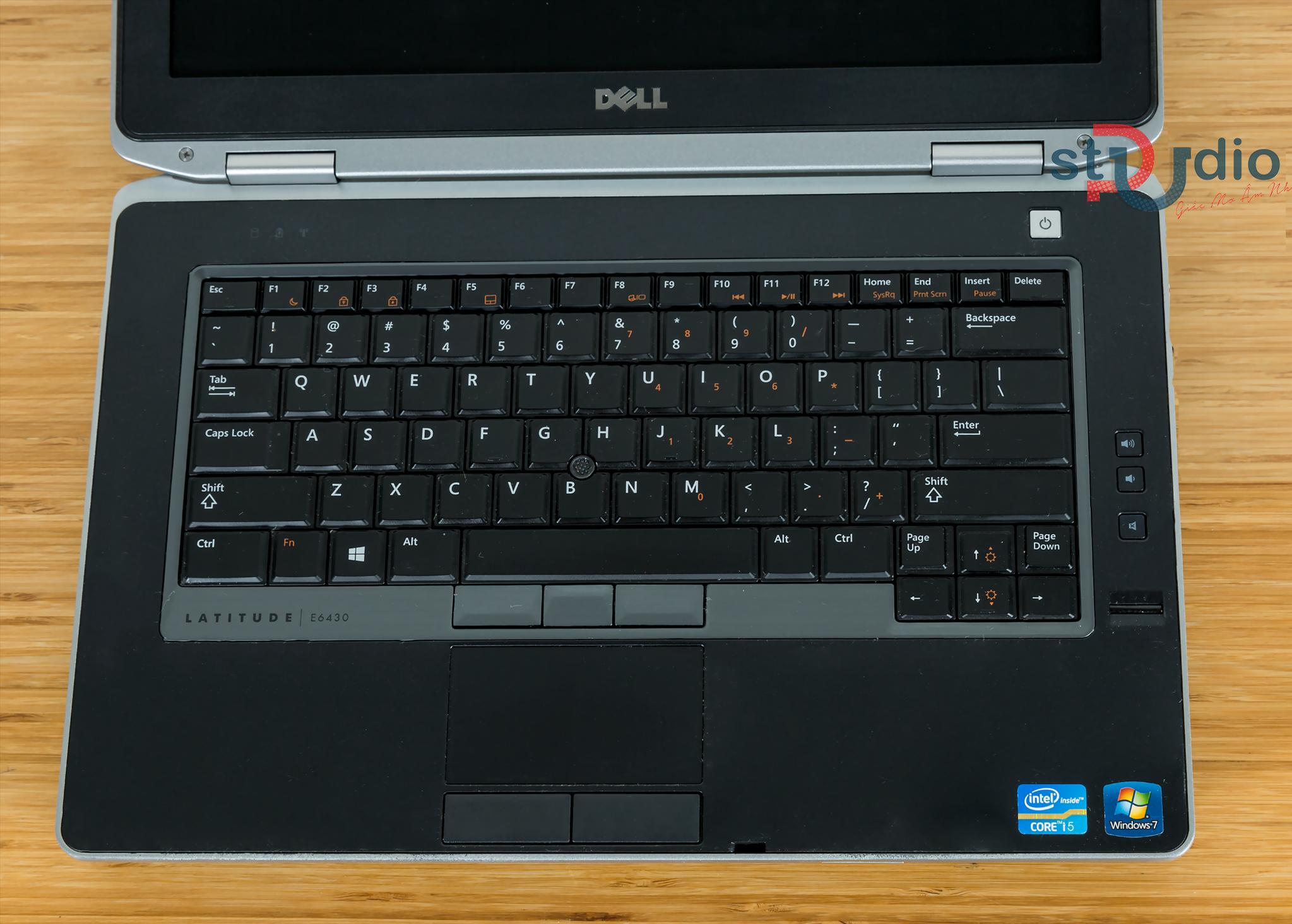 Laptop DELL LATITUDE E6430 - Laptop Full Project Cubase Auto Tune