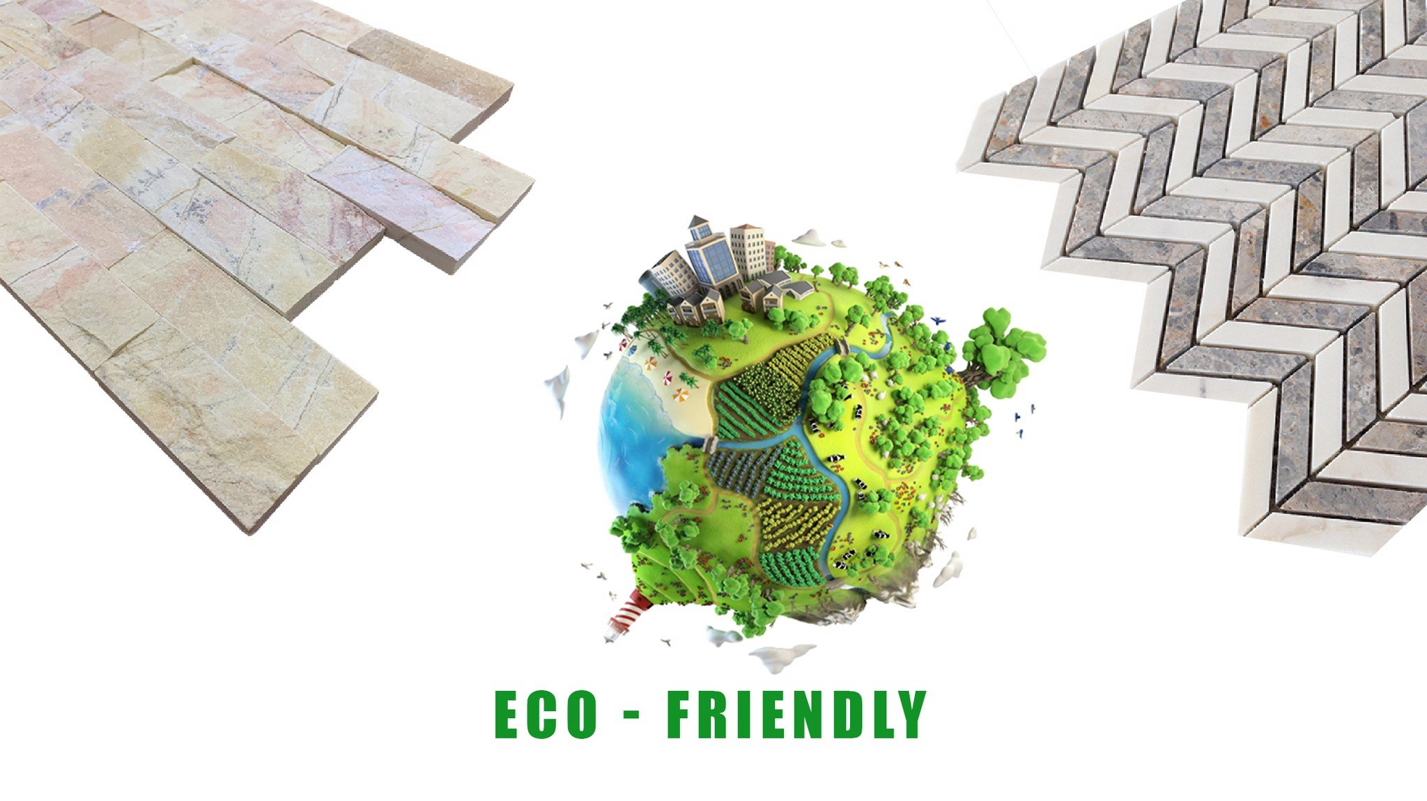 Using Viet Home Stone Products - Using Eco Friendly Building Materials