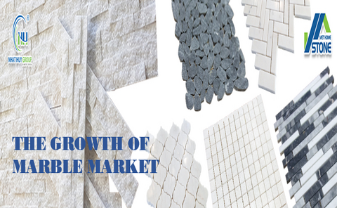 High demand for Construction output is driving the growth of Marble Market