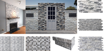 The booming stone wall panel orders in June