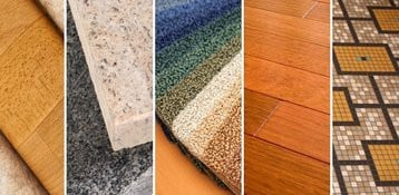 Top 5 Interior Design Finishes