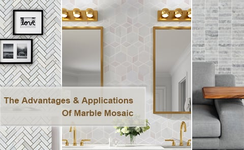 Introduction To The Advantages And Applications Of Marble Mosaic