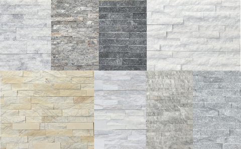 How many colors of natural stone does Viet Home Stone have?