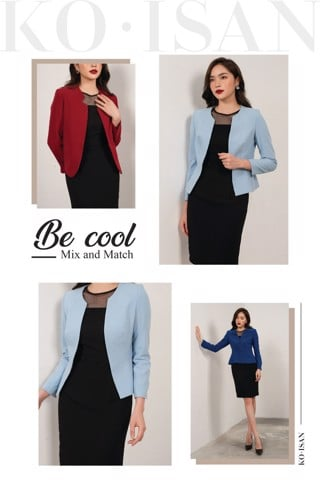 MIX & MATCH | BE COOL WITH KO - ISAN