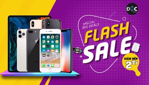 BIG DEAL - FLASH SALE