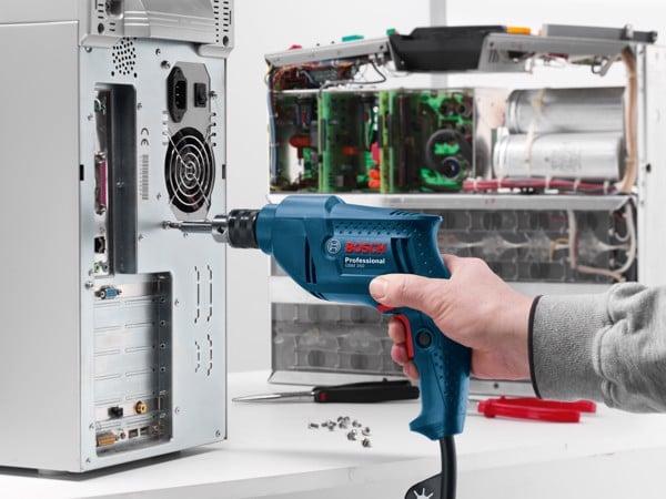Máy khoan điện Bosch GBM 350 Professional