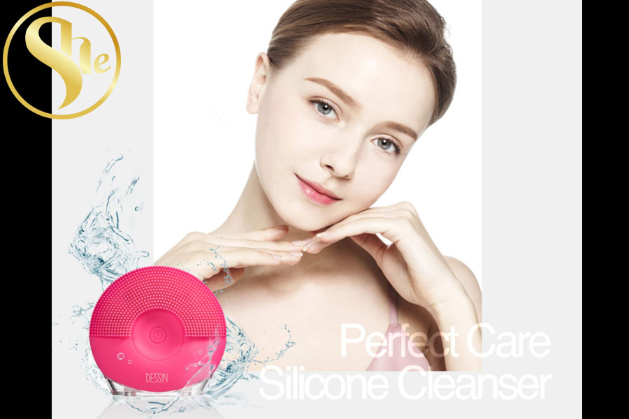 gia cong my pham silicone cleanser