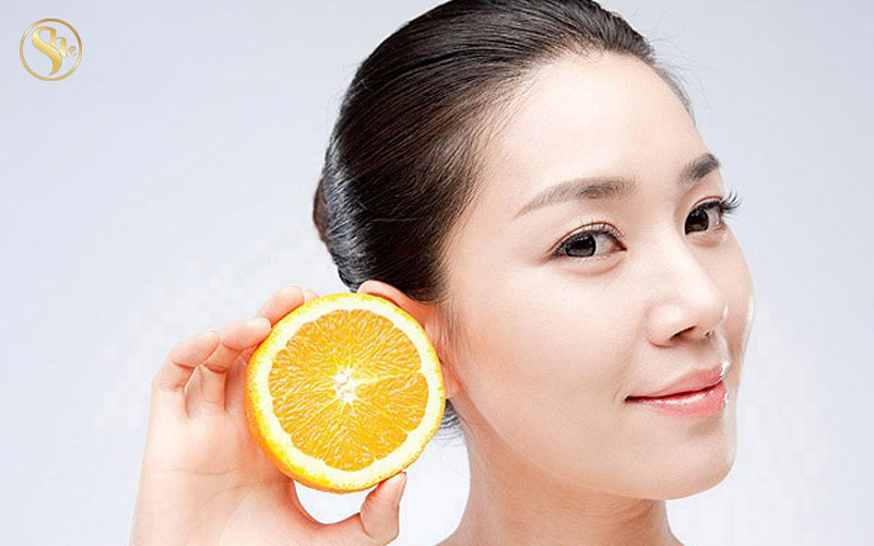 gia cong my pham han quoc vitamin C