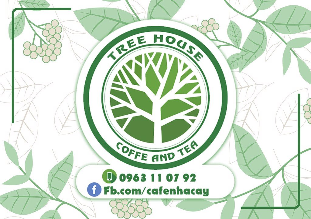 Tree House Coffee & Tea | Hưng Trần Design | Artio Việt Nam