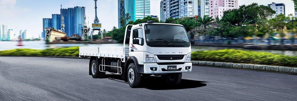 xe tải 6 tấn mitsubishi fuso fa140