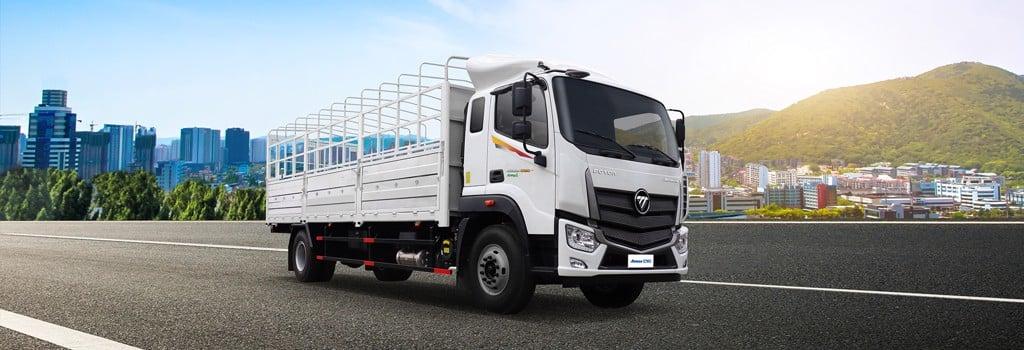 Giá xe Thaco Auman 9 tấn C160