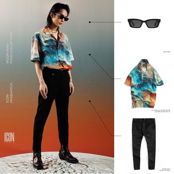 ICON MIX & MATCH | Fancy Look Cho Cuối Tuần