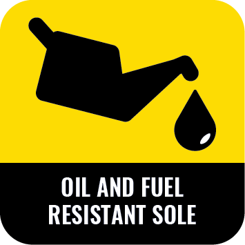 oil-and-fuel-resistant-sole