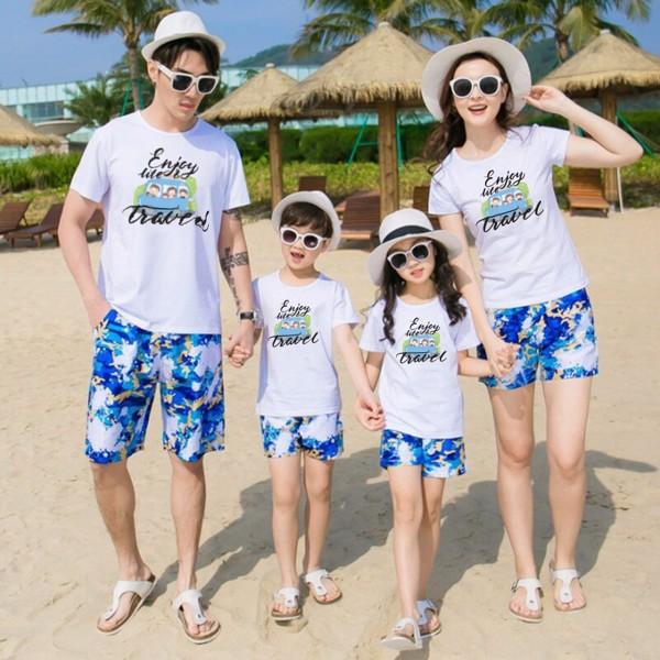 Đồng phục áo gia đình - nuôi dưỡng hạnh phúc