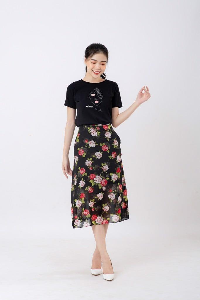 Bộ sưu tập mẫu áo phông mùa hè mới ra mắt