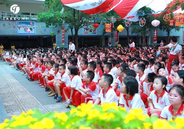 Đồng phục Tiểu học Dịch Vọng A