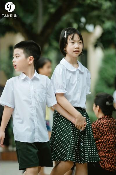 Đồng phục học sinh trường Nam Thành Công