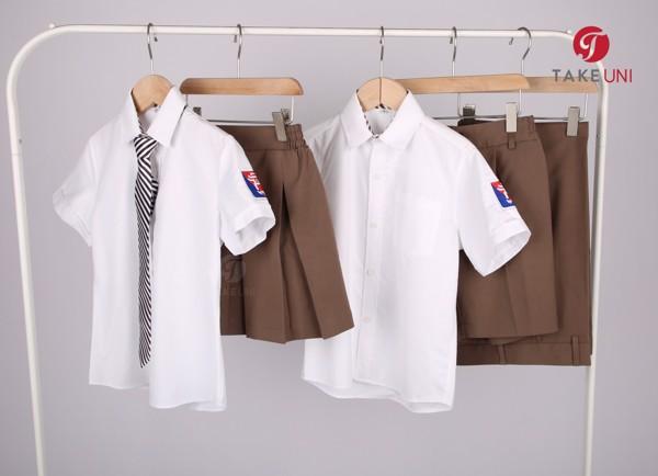 tiêu chí đồng phục học sinh