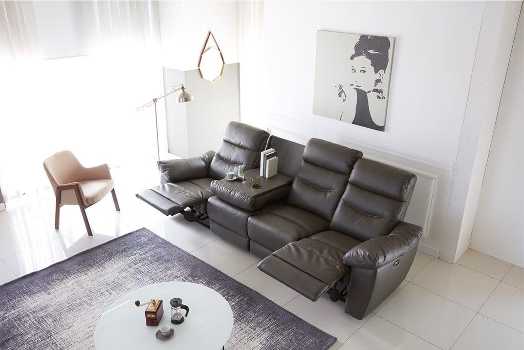 Ghế sofa chỉnh điện 4 chỗ