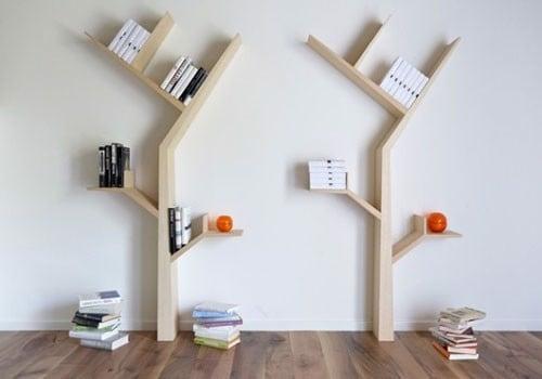 kệ sách gỗ ván ép