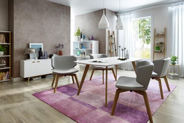 thiết kế nội thất phòng ăn lớn